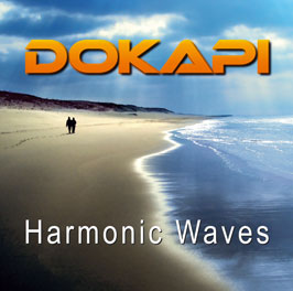 Album Cover Harmonic Waves